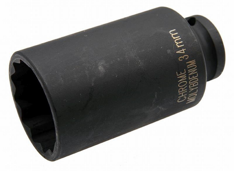 BGS 5340 NASADNI UDARNI KLJUČ 34mm ,12-KANTNI