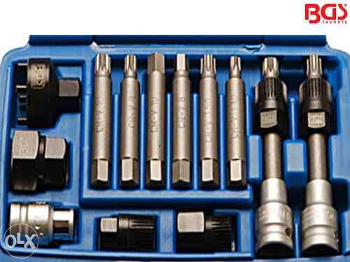 Set alata za alternator BGS 4246 - 13 dijelova