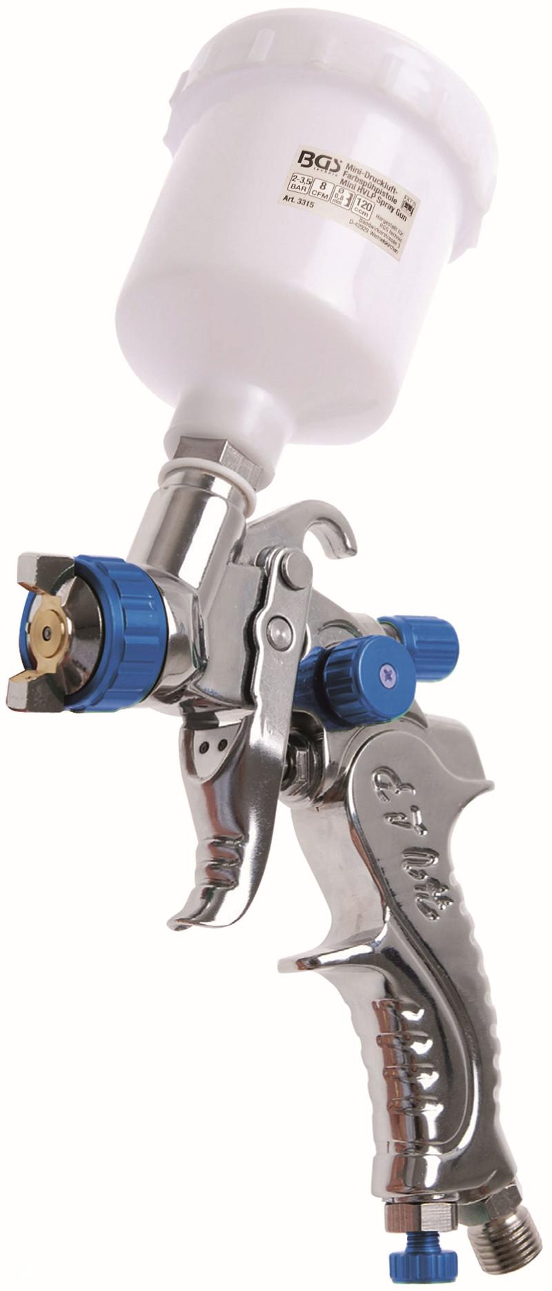 BGS 3315 MINI ŠPRICA ZA LAKIRANJE 0,8 mm