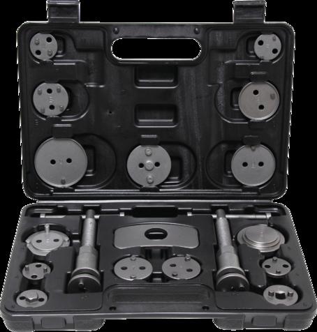 1110 Kraftmann set za vraćanje kočionih cilindera 18 dijelova
