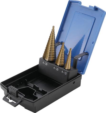 1624 Set konusnih borera 4-30mm TITAN