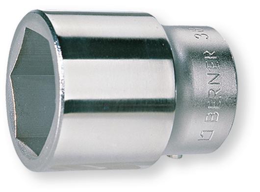 """BERNER 105808 Nasadni ključ 22mm na 3/4"""" 6-kantni"""
