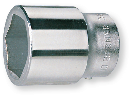 """BERNER 105809 Nasadni ključ 24mm na 3/4"""" 6-kantni"""